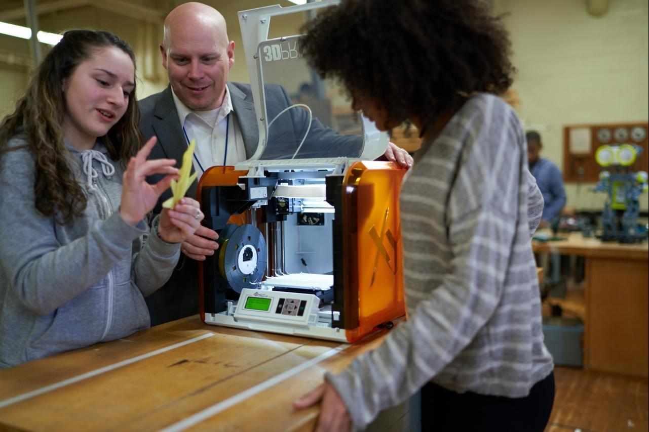 Verizon Innovative Learning schools boost digital inclusion
