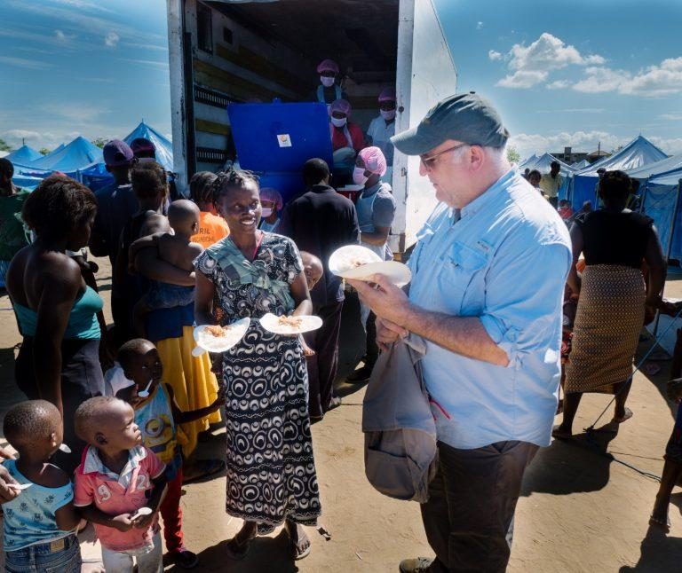 José Andrés and World Central Kitchen are taking decisive action again, this time in Mozambique, where over one million people have been displaced since last month's Cyclone Idai.