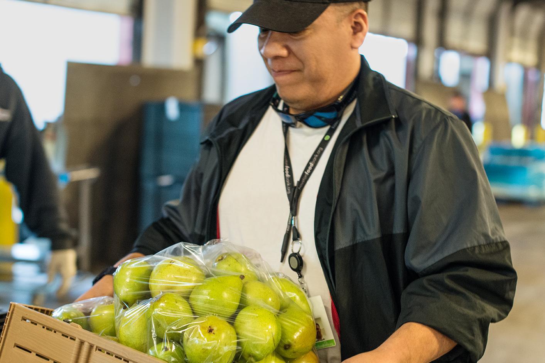 walmart food donations