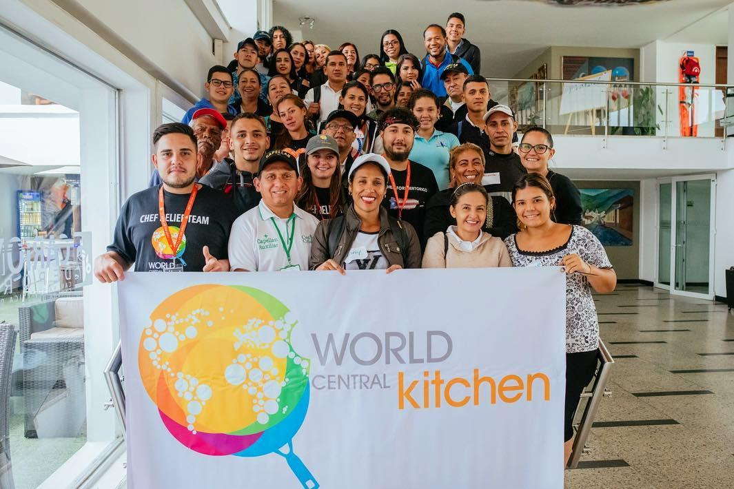 If your company is interested in helping support humanitarian efforts, one of the best models from which organizations can learn about delivering results is World Central Kitchen.