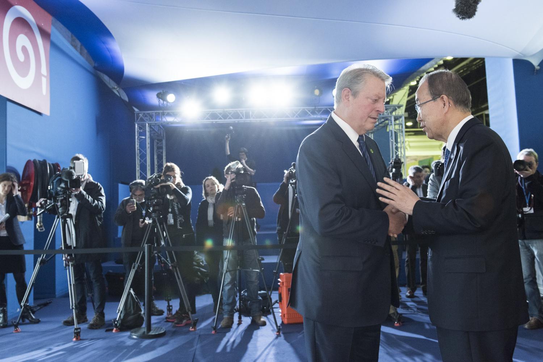 Al Gore COP21