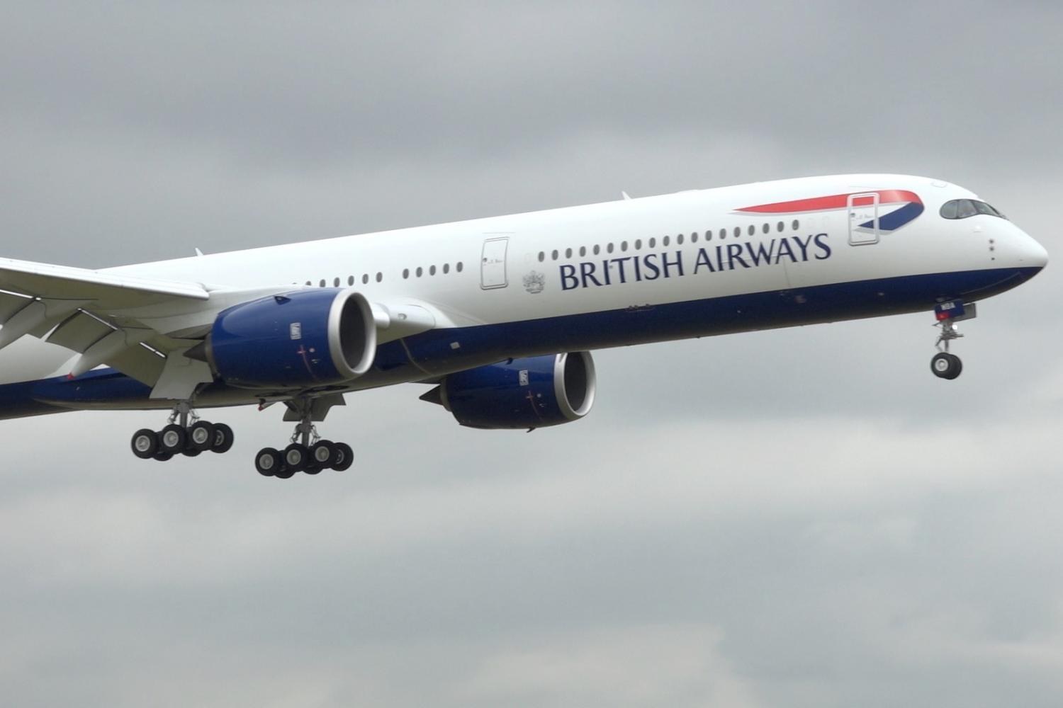 British Airways Net-Zero Carbon
