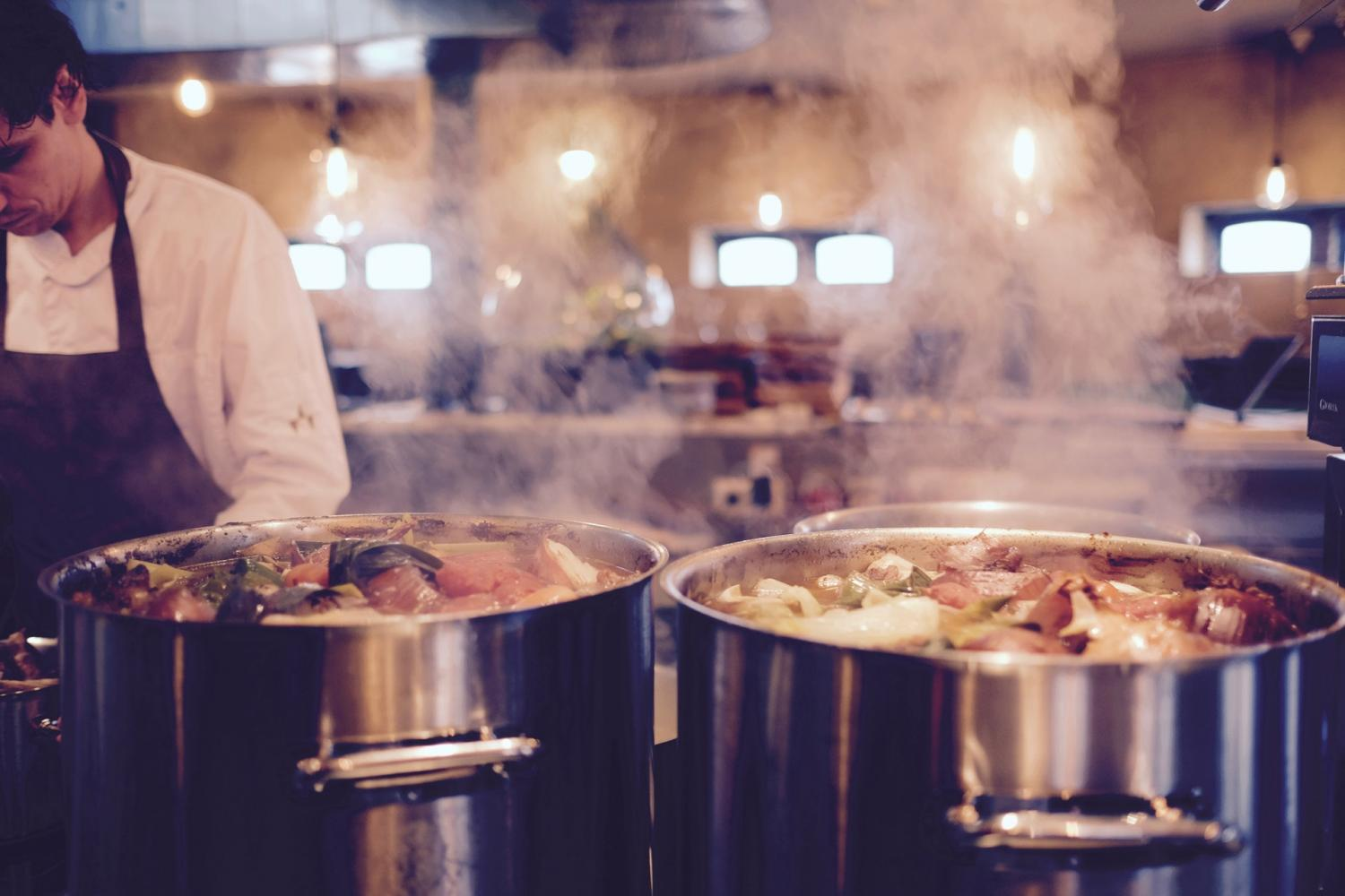 prevent food waste in commercial kitchens