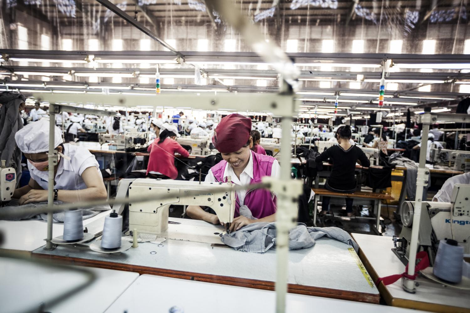 garment workers rights