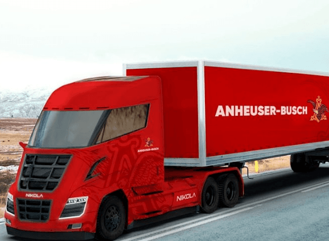 800 Hydrogen-Electric Semi Trucks Foretell The Future Of