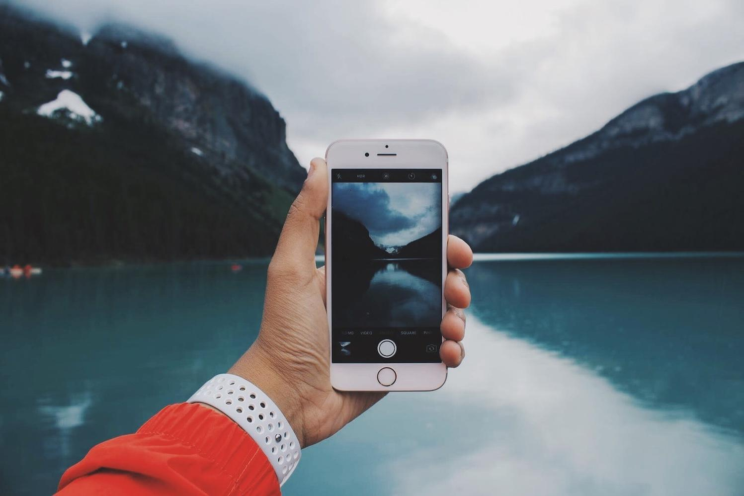 iphone Big Tech and Climate Change