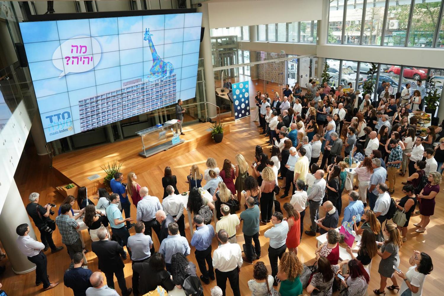 Maala ESG Index Tel Aviv Stock Exchange