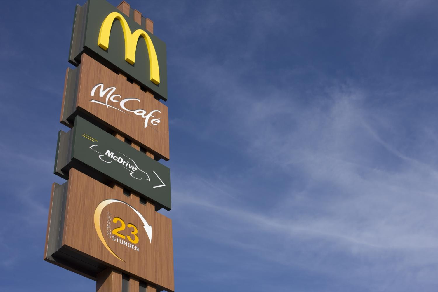 McDonald's and AARP announced they have entered into a partnership to help the company and its thousands of franchisees get connected to what could be up to 250,000 potential employees in the 55-and-older demographic.