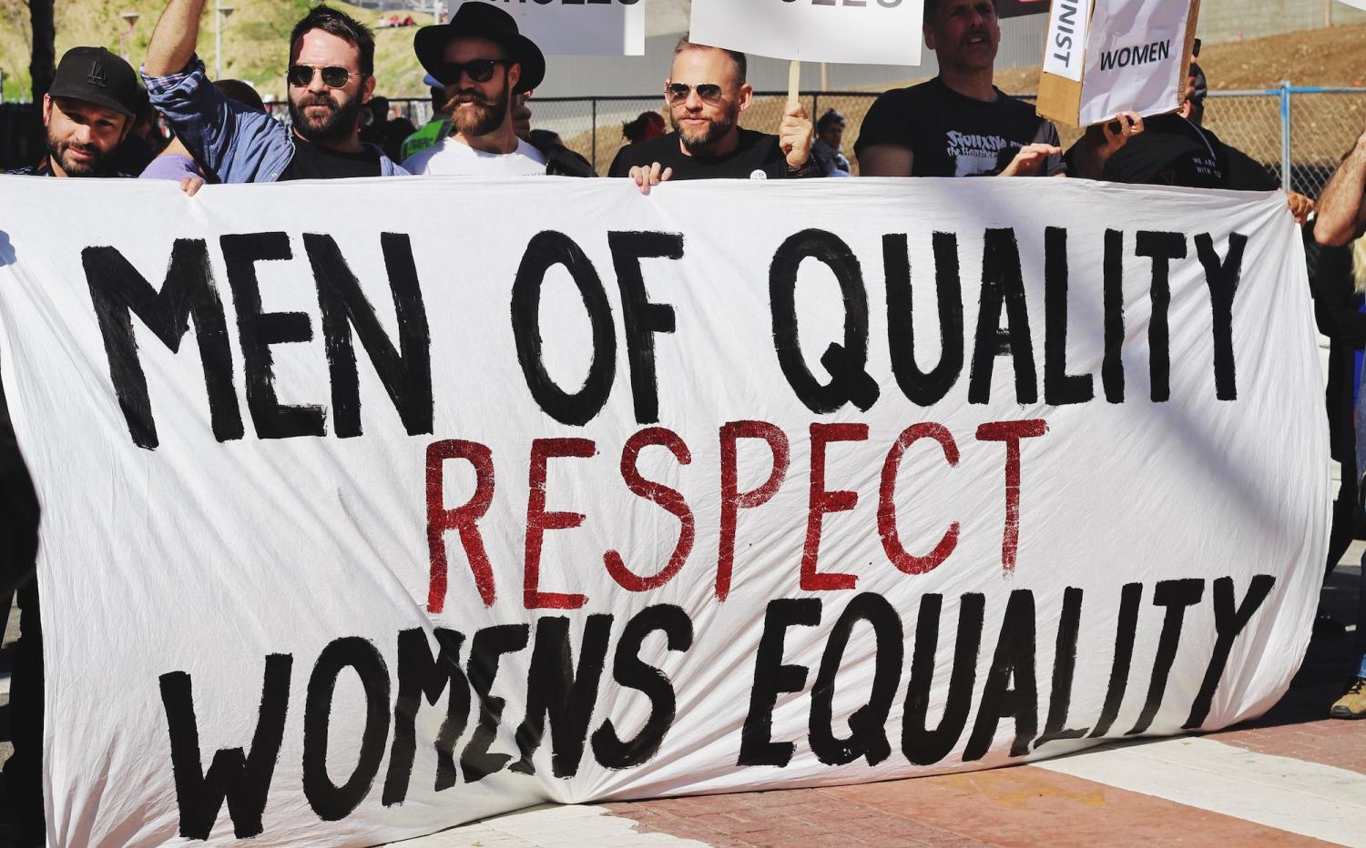 Empowering Men As Gender Equity Advocates