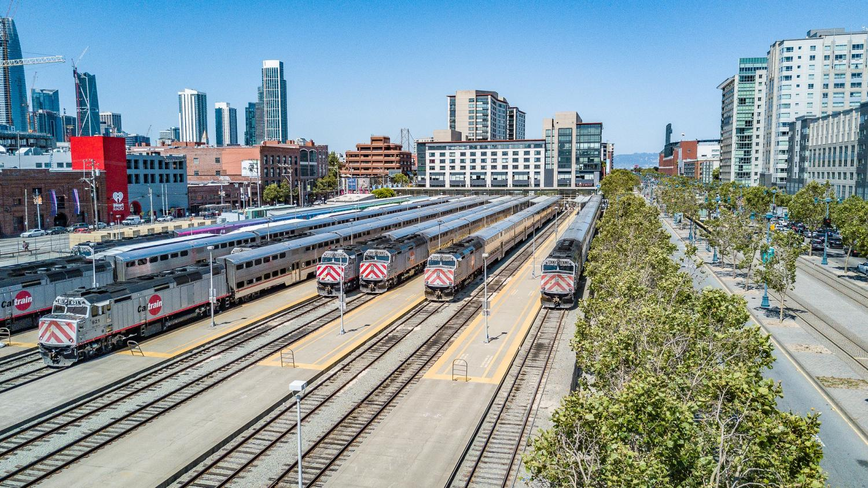 public transit San Francisco
