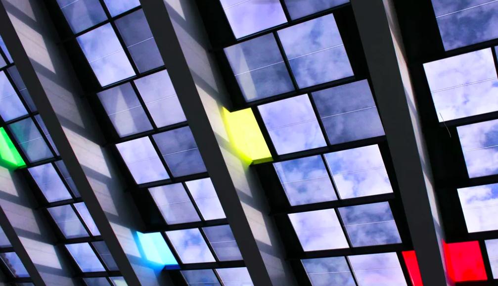 Glass Solar Cells