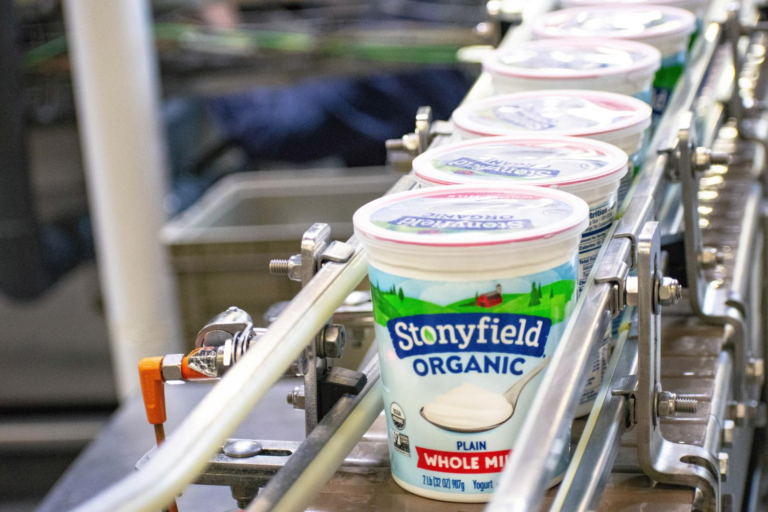 stonyfield farm sustainable packaging