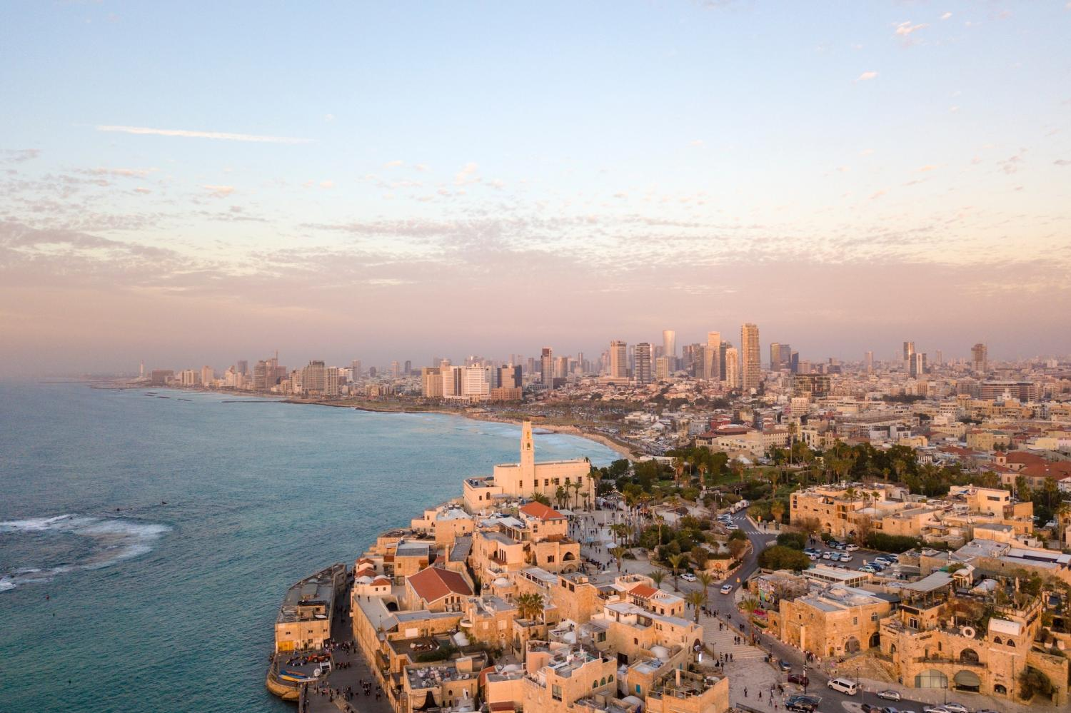 Tel Aviv, Israel - lessons on inclusive growth