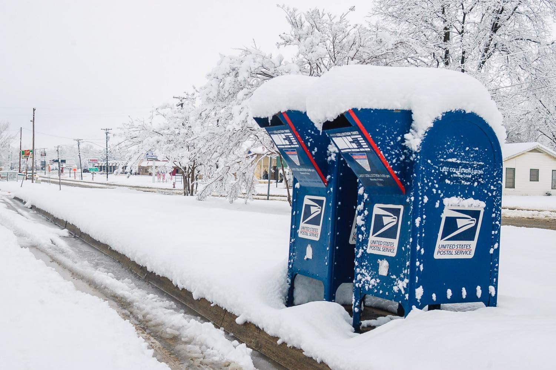 Texas Winter StormTexas Winter Storm