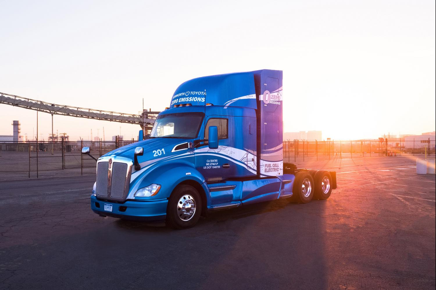 Toyota's Renewable Hydrogen Puzzle Comes Through in California