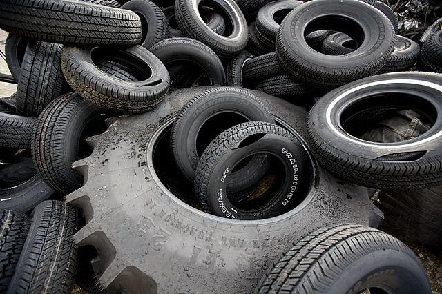 World's Largest Tire Recycling Facility Opens in Houston, Texas