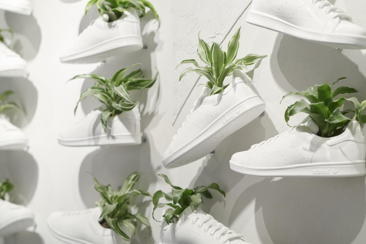 Adidas sustainable materials