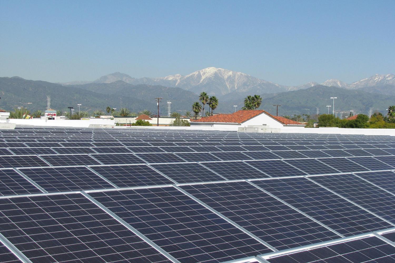 Walmart 100 percent renewable energy