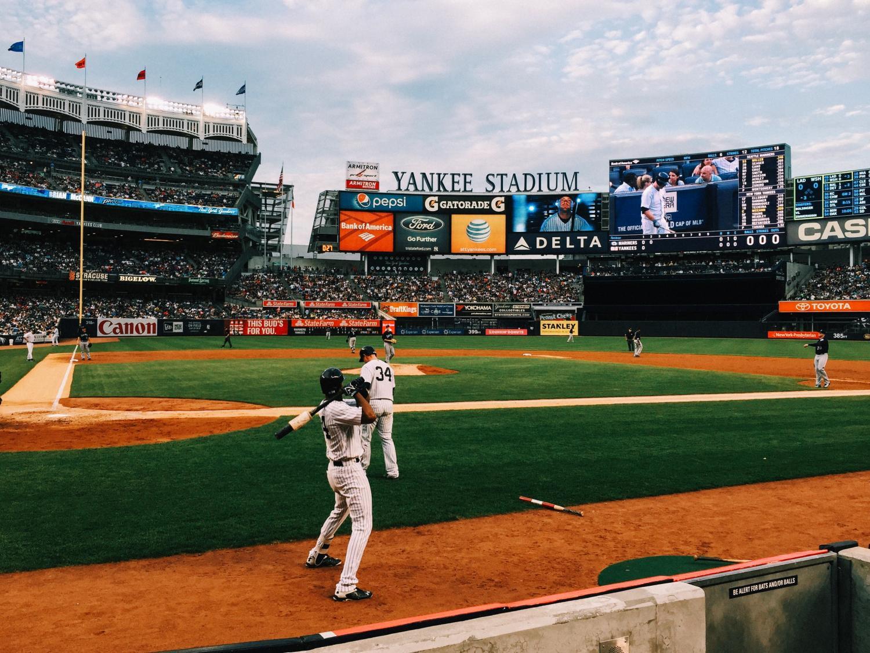 Yankee Stadium sports and clean power