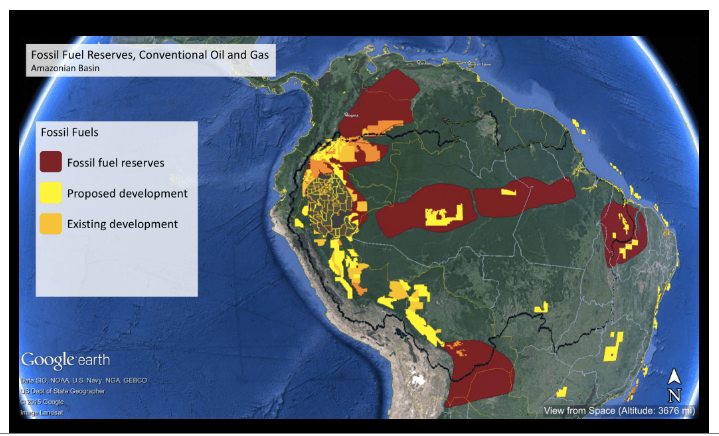 Map Shows Where Fossil Fuels Should Stay in the Ground