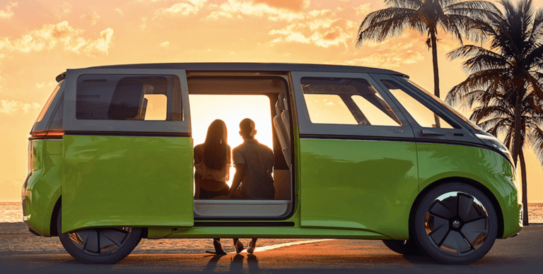 Dear Baby Boomers Gen Xers The Vw Bus Is Coming Back In All Electric Form